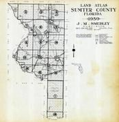 Index Map, Title Page, Sumter County 1959